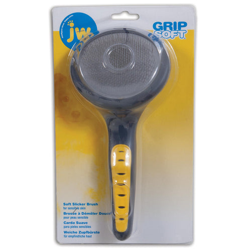 Soft Pin Slicker Brush Small