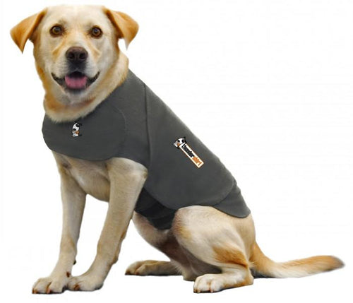 THUNDERSHIRT Heather Grey Lge Chest 24