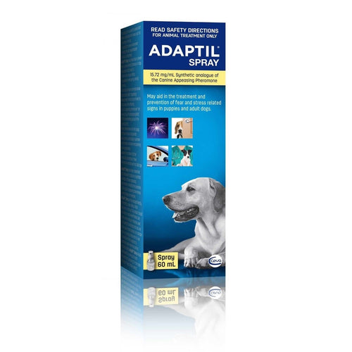 Adaptil Spray 60ml Bottle - Great for Crate Training!