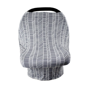 Stretchy Breathable Baby Car seat & Nursing Cover