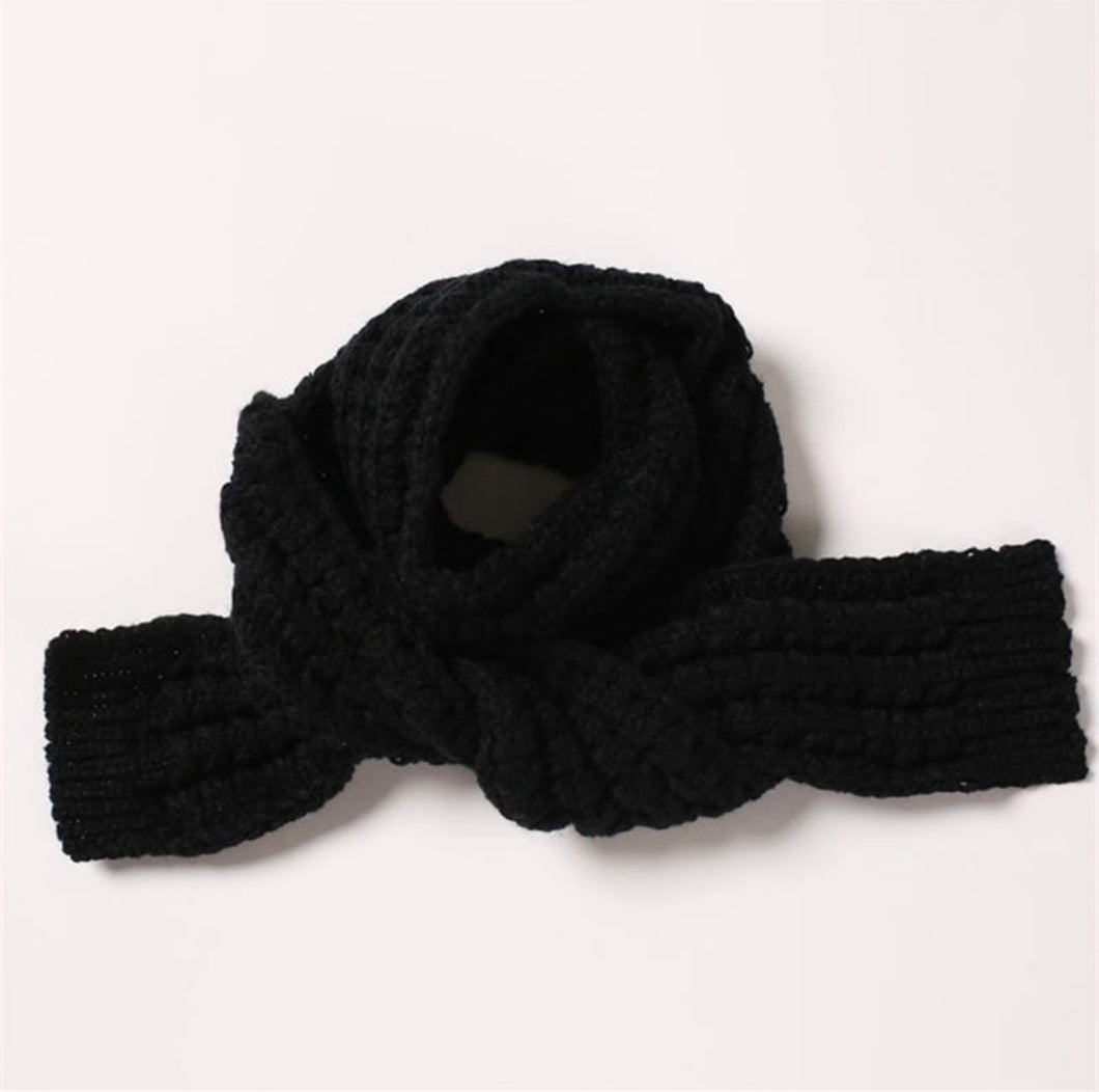 Cozy Knit Scarf