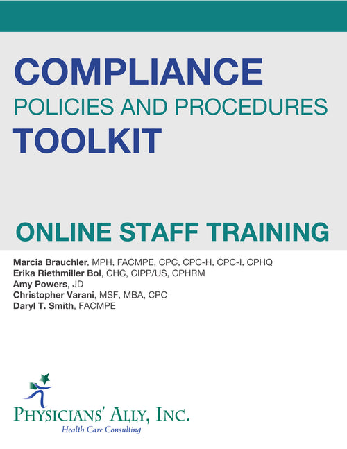 Online Course - Compliance Policies & Procedures