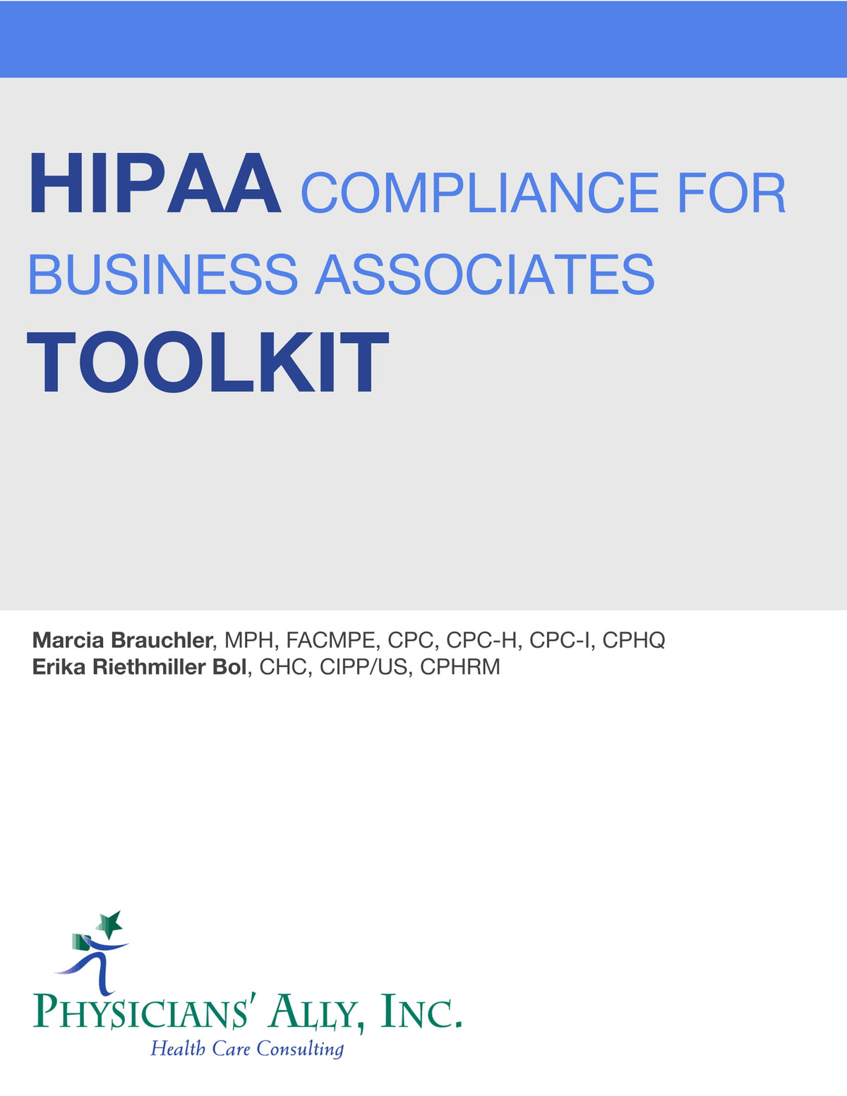Business Associates HIPAA Compliance Toolkit