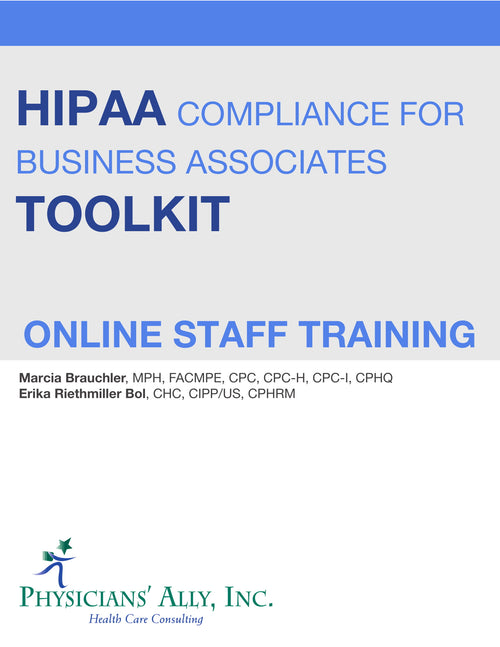 Online Course - HIPAA Compliance for Business Associates