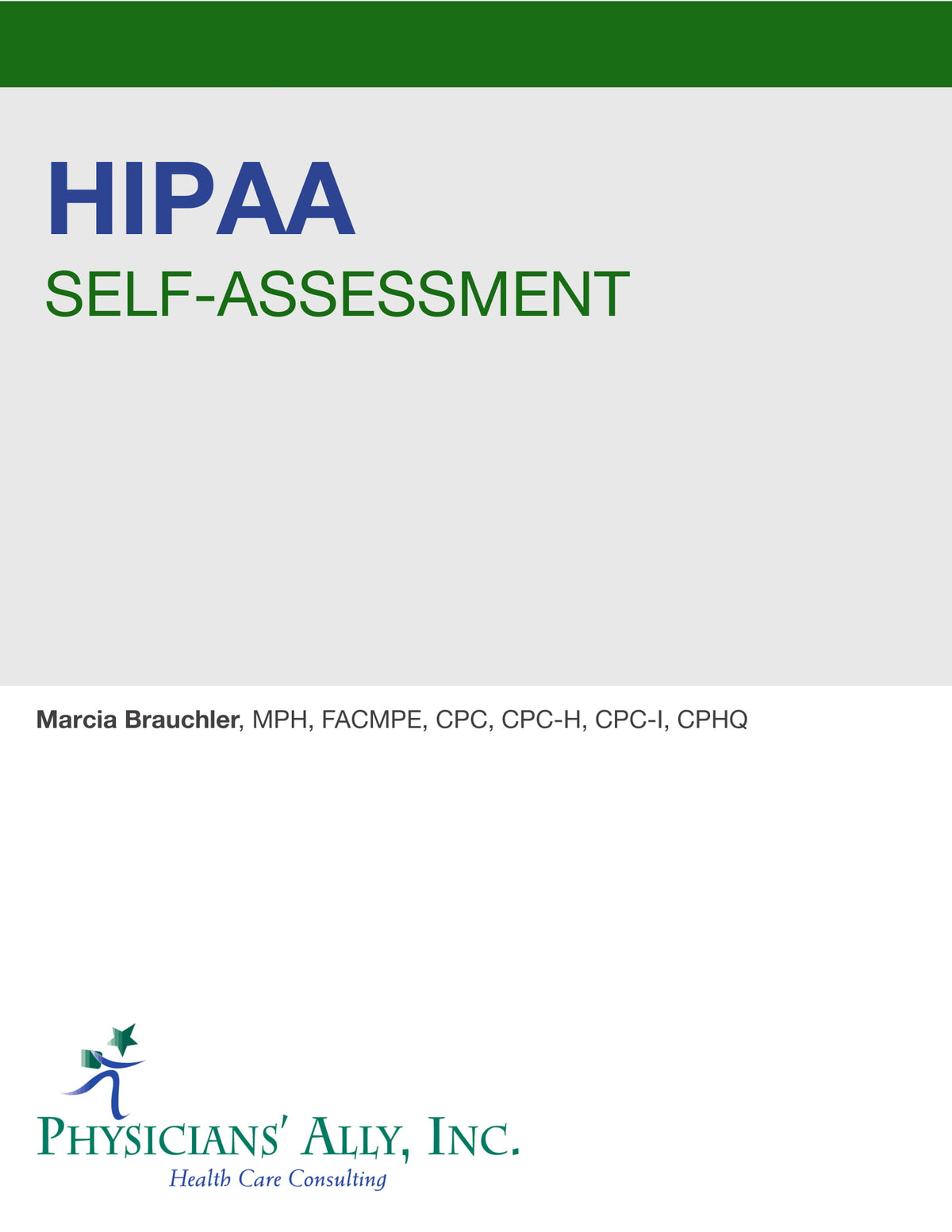 HIPAA Self-Assessment