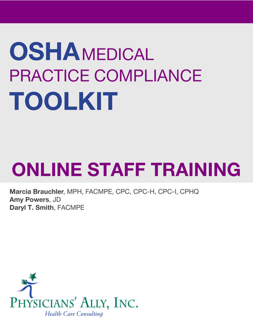 Online Course - OSHA Medical Practice Compliance