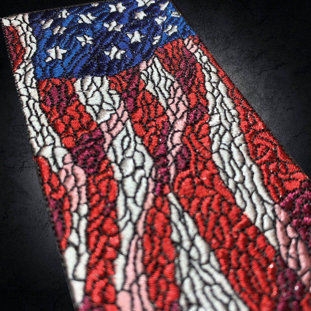 American Flag and Stickers