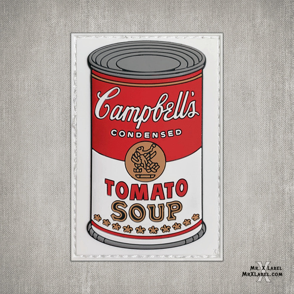 Campbell's Soup v1 PVC Patch