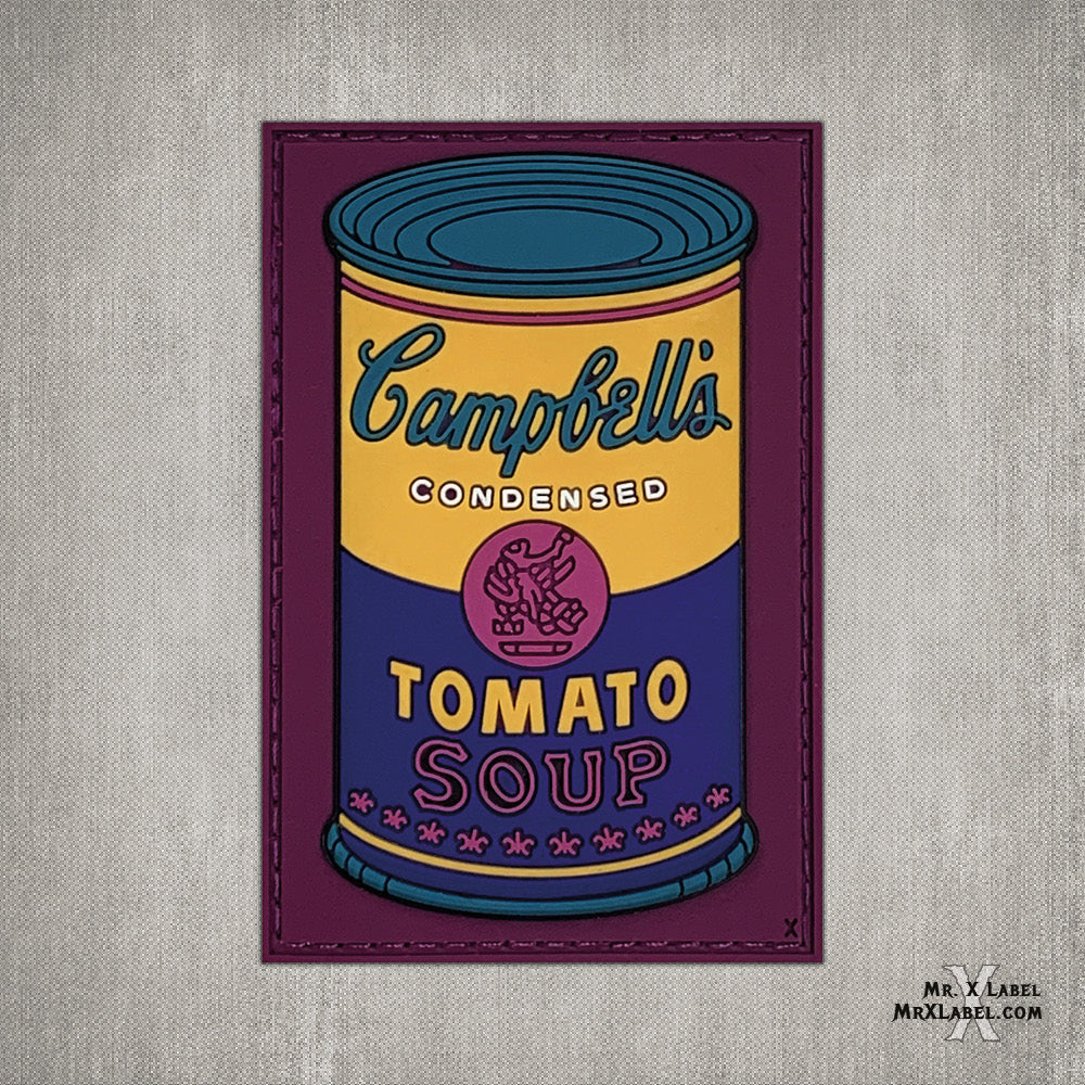 Campbell's Soup v4 PVC Patch