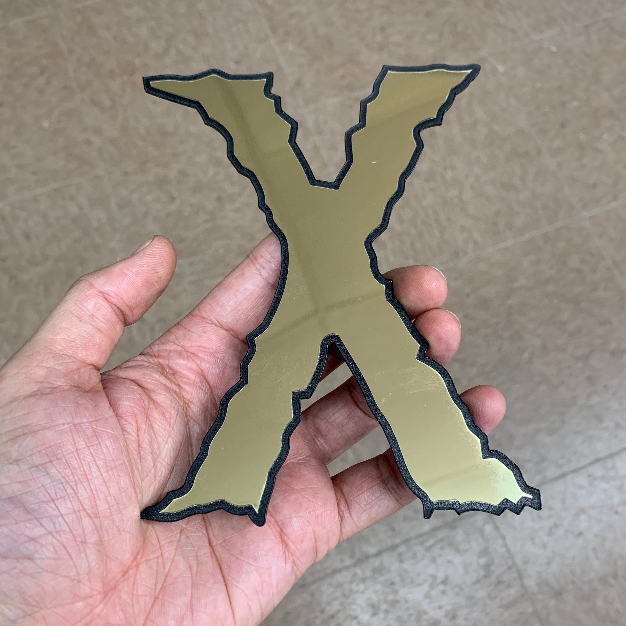 Golden X Mega Patch