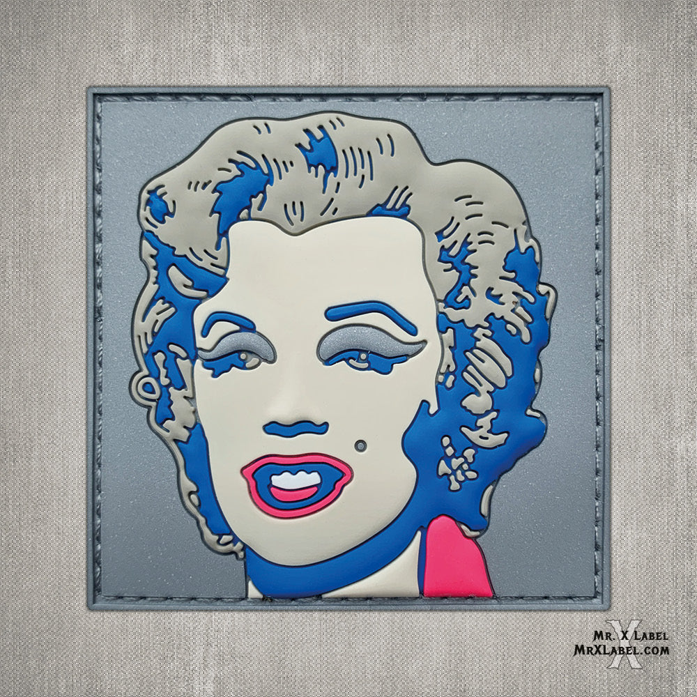 Marilyn Monroe v5 PVC Patch