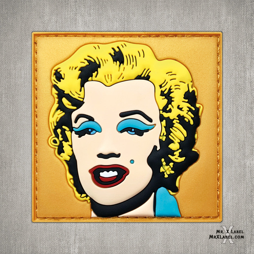 Marilyn Monroe v6 PVC Patch