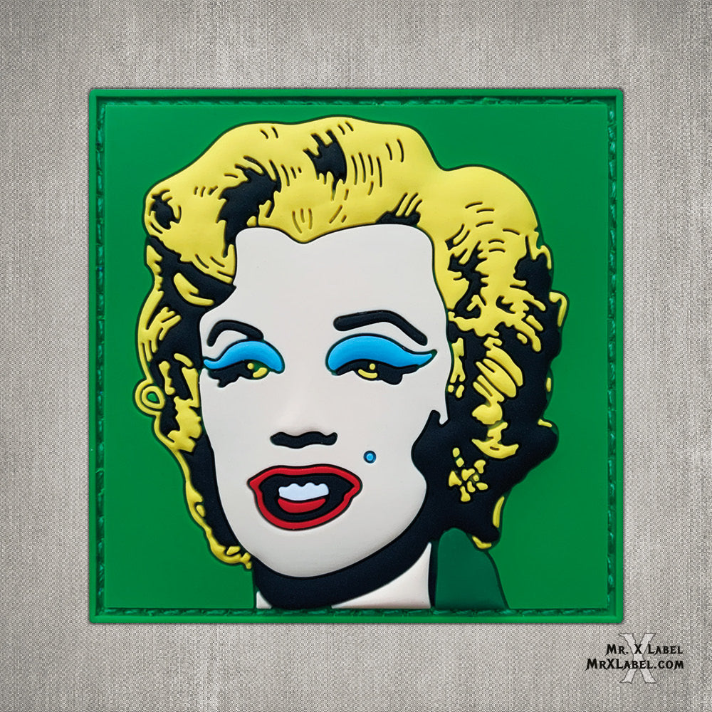 Marilyn Monroe v7 PVC Patch