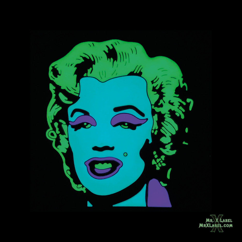 Marilyn Monroe vX PVC Patch