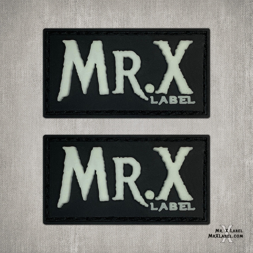 Mr. X Ranger Eyes v1 PVC Patch