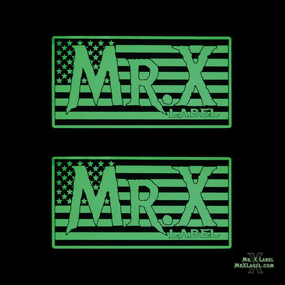Mr. X Label Ranger Eyes v2 Acrylic Patches