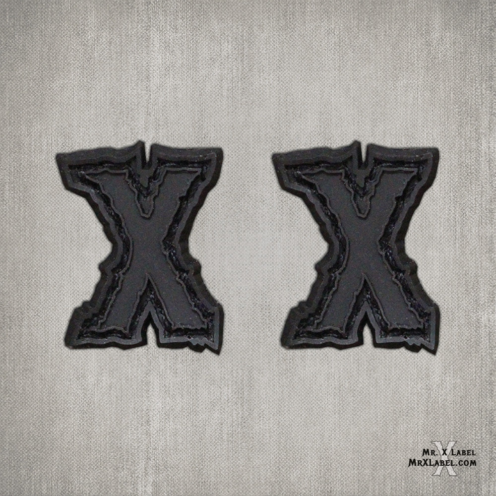 Ranger X Blackout PVC Patch