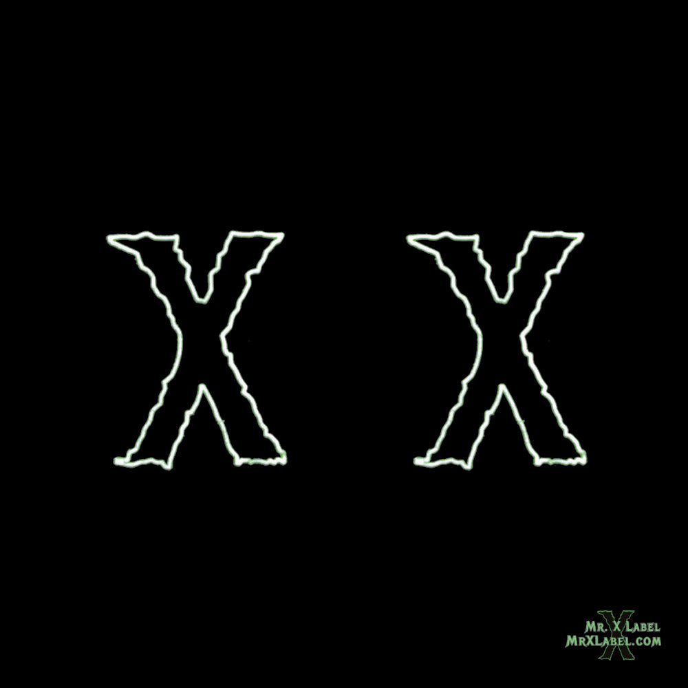 Ranger X GITD PVC Patch
