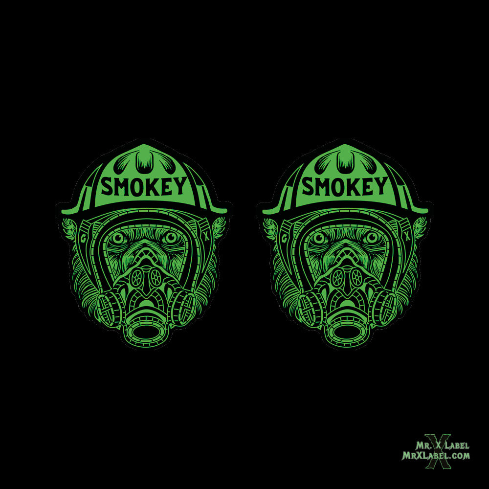 Smokey Mask Ranger Eye Patches