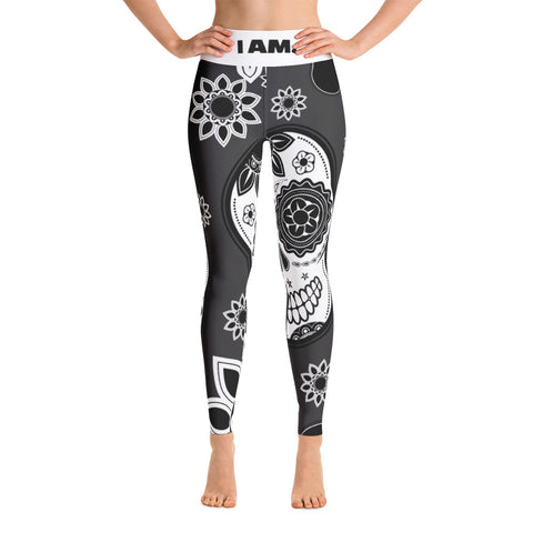 SKULLPOWER High Waist Tights