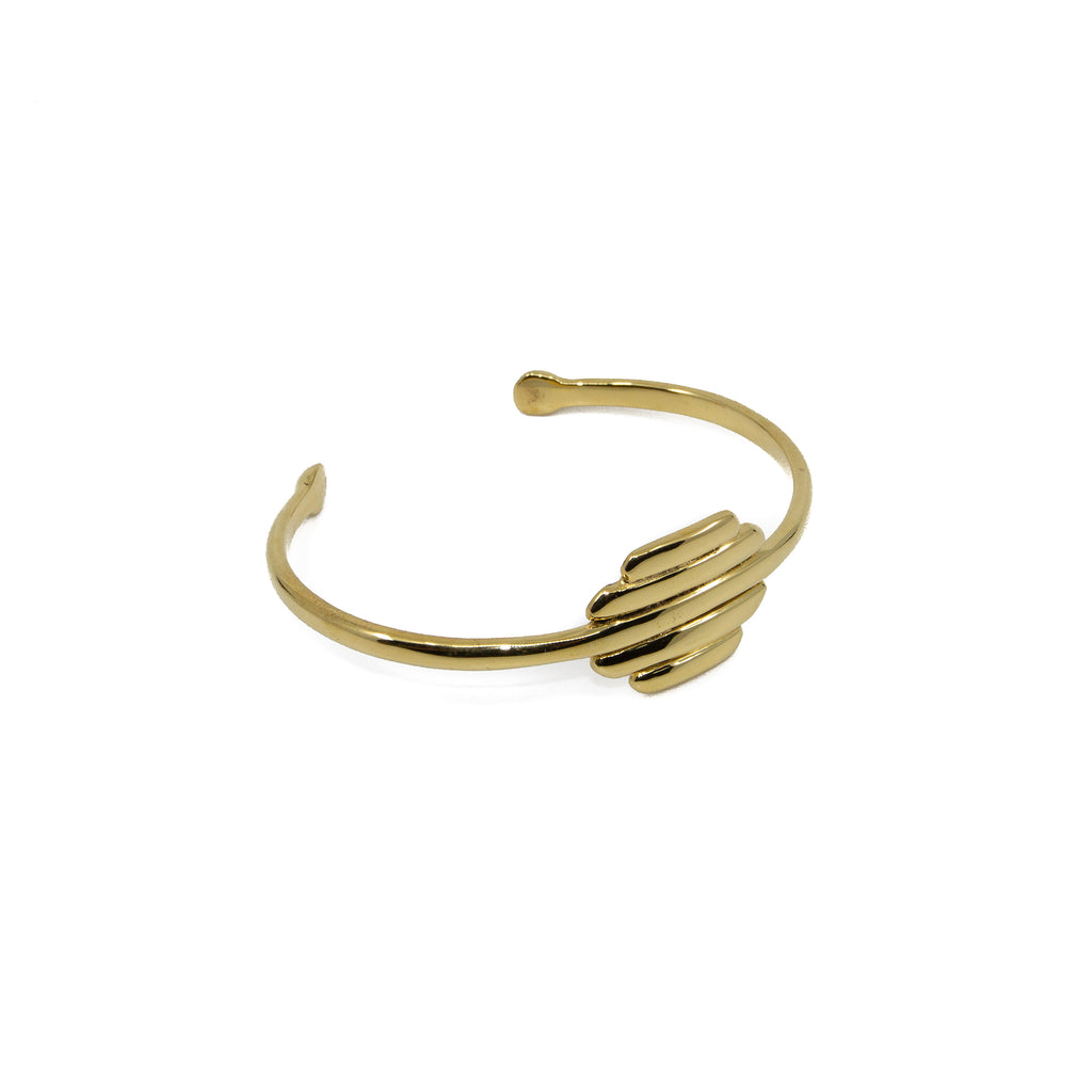 Aztec Bangle - Tigani Lux