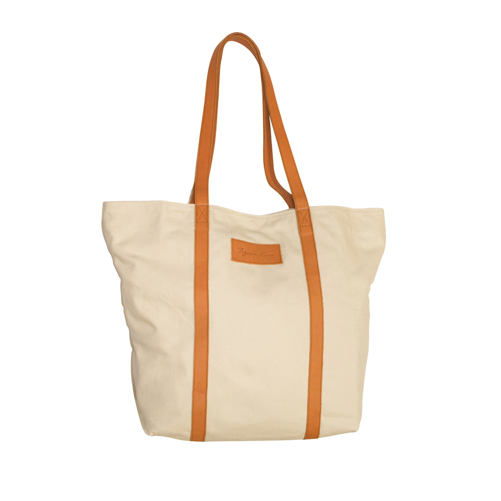 Capri Beach Bag - Tigani Lux