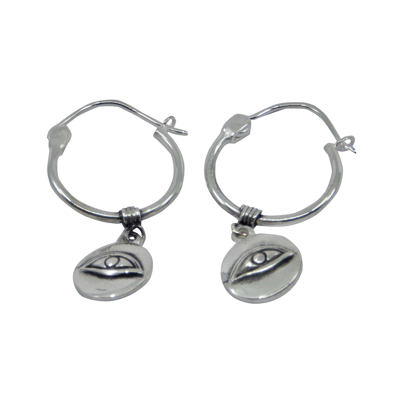 Eye Earrings - Tigani Lux