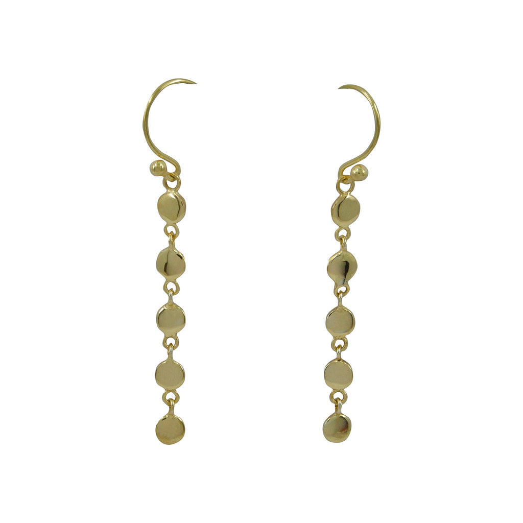 Chloe Moon Earrings - Tigani Lux