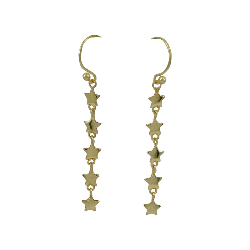 Chloe Star Earrings - Tigani Lux