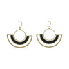 Coco Disc Earrings