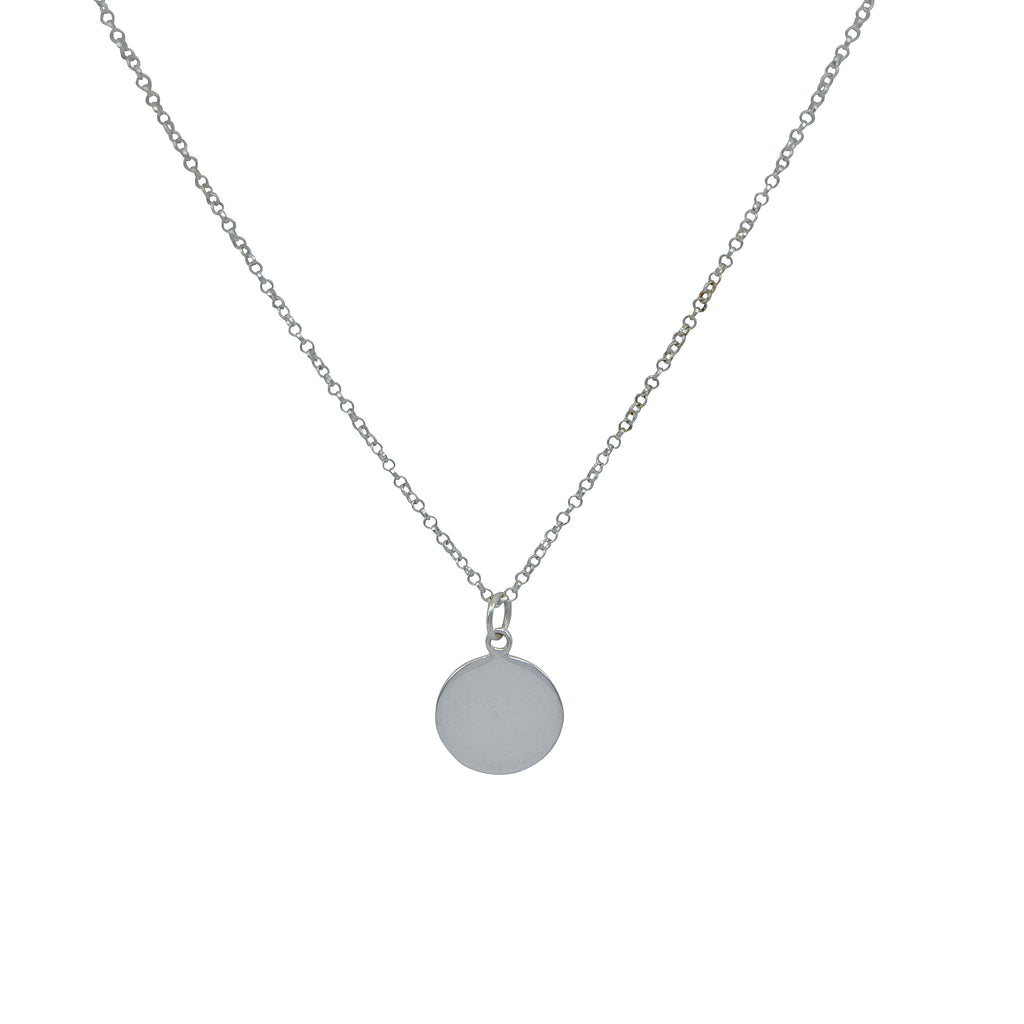 Full Moon Necklace - Tigani Lux