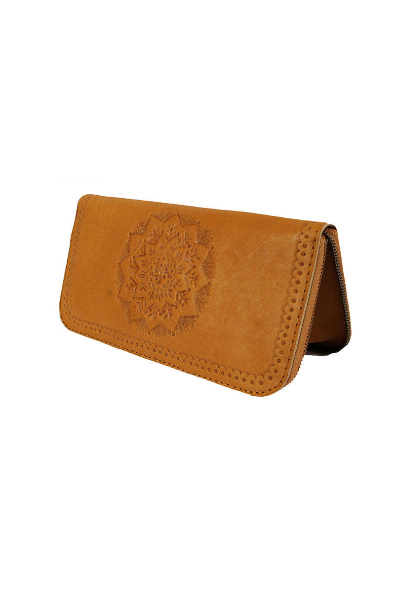 Sunflower Wallet - Tigani Lux