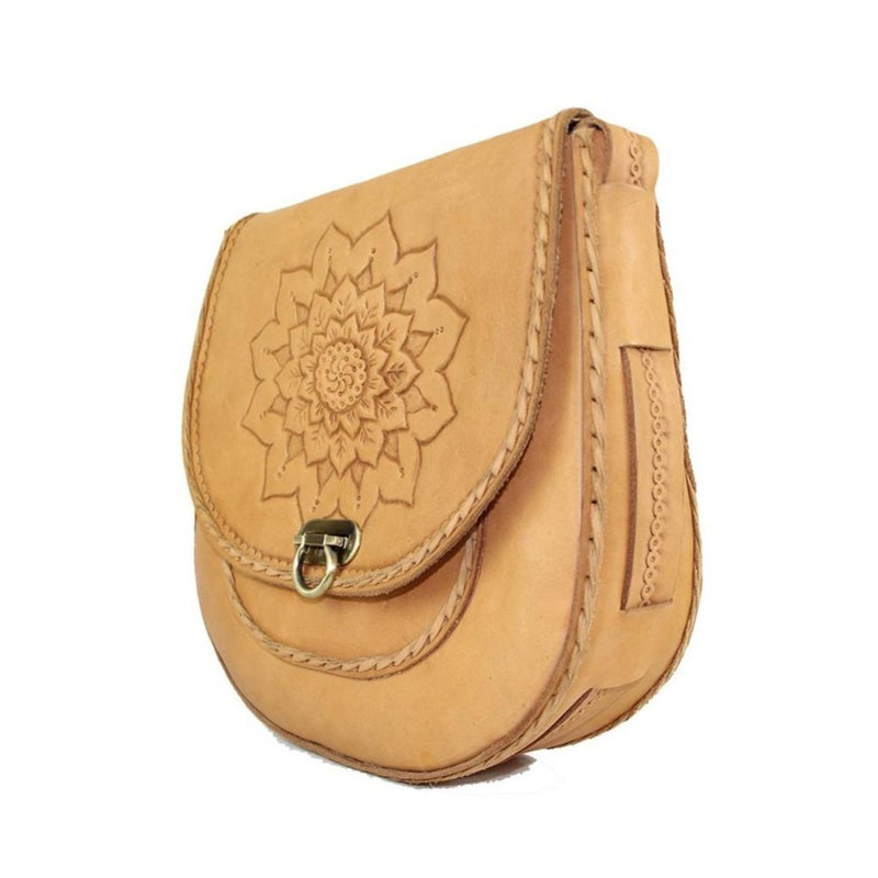 Sunflower Satchel - Tigani Lux