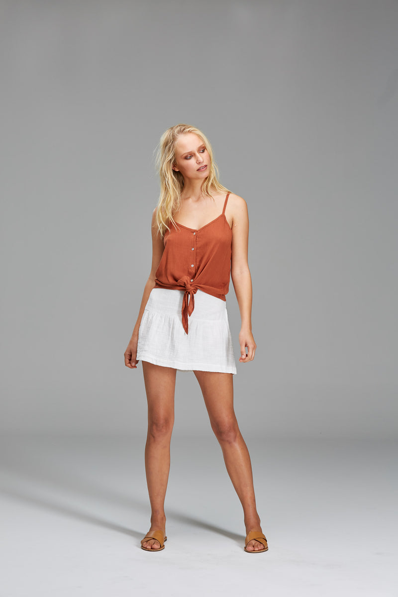 Poppy Skirt - Tigani Lux