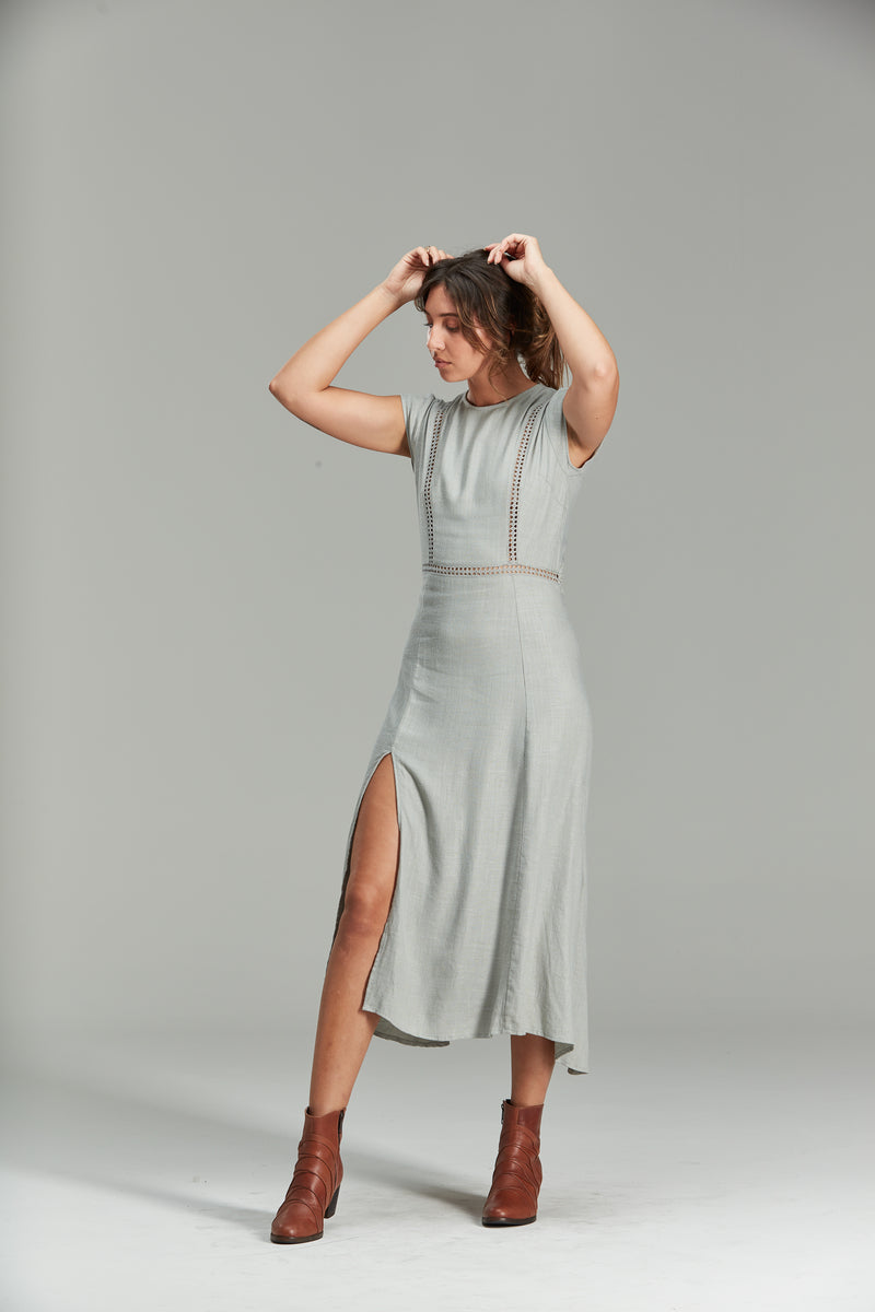 Hazel Dress - Tigani Lux