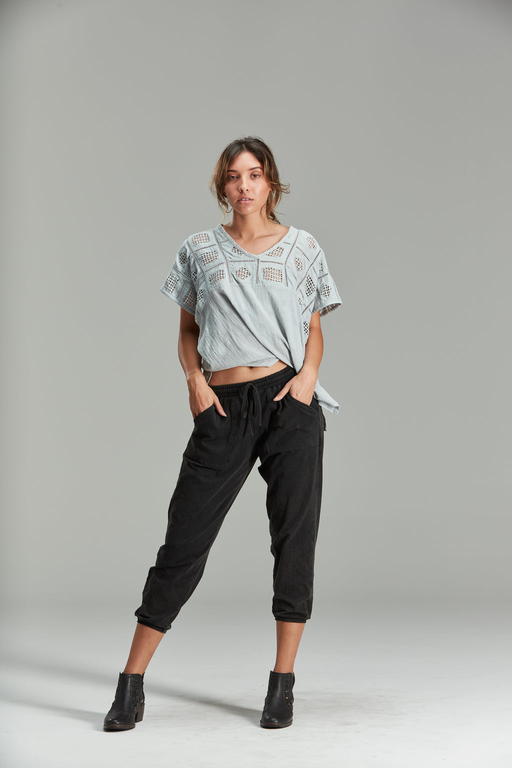 Rancho Relaxo Pant - Tigani Lux