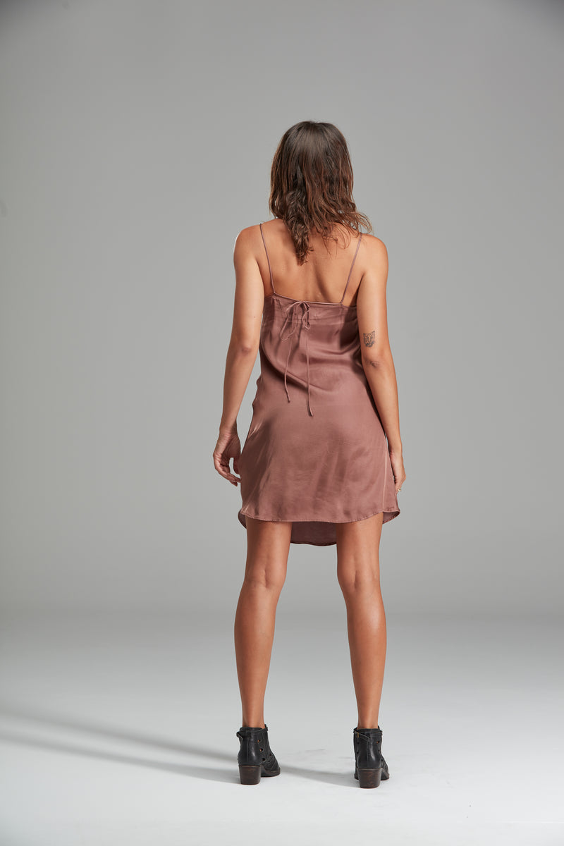 Margo Mini Slip Dress