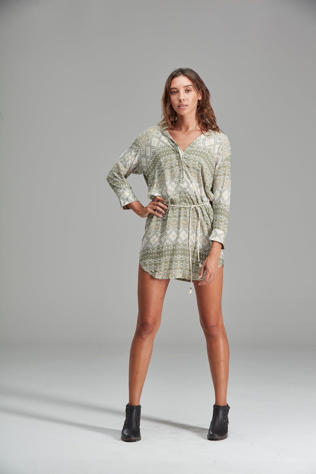 Laurence Shirt Dress