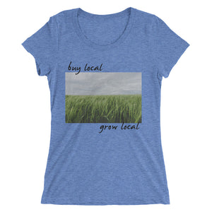 """Local"" Ladies' short sleeve t-shirt"