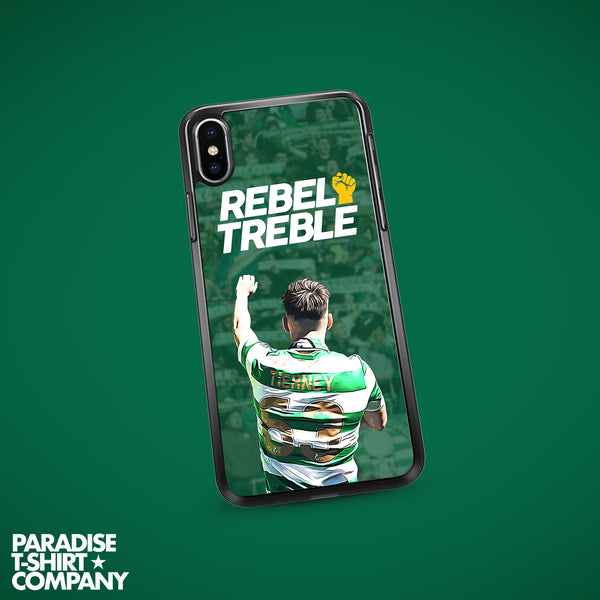 the latest 8f2e0 3b78d REBEL TREBLE KT(Various Models). Celtic FC Phone Case