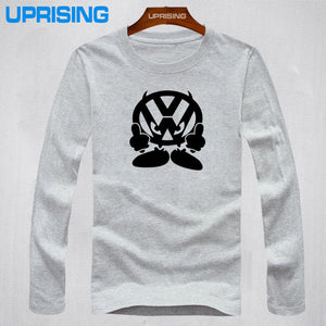 VW Face  Printed long sleeve