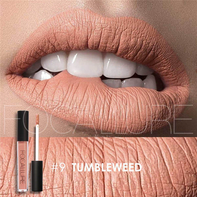 "Waterproof  -Ultra Matte Liquid Lipstick - ""B2G1"""