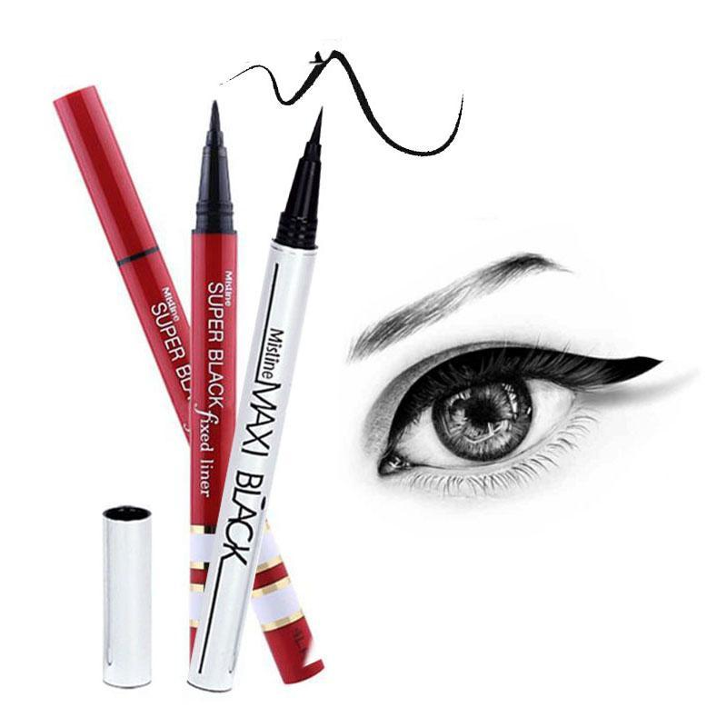 Red Leather - Waterproof Liquid Eyeliner - B2G1
