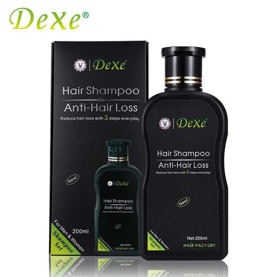 DEXE ORGANIC Hair Growth/Anti-Hair Loss Shampoo BUY 1 TAKE 1