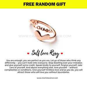 Self Love Ring  + Free Gift