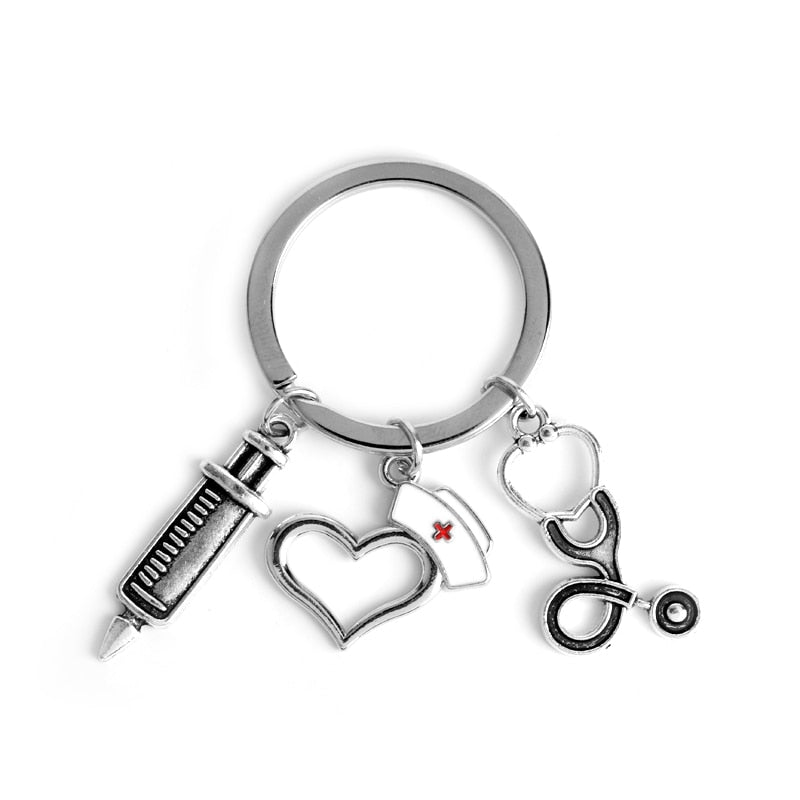 Nurse & Medical KEYCHAIN Buy 1 Take 2 FREE(New Arrival)