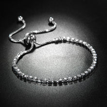 RHINESTONE ADJUSTABLE TENNIS BRACELET BUY 1 TAKE 1
