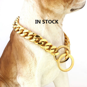 Pet Luxury Chain Necklace