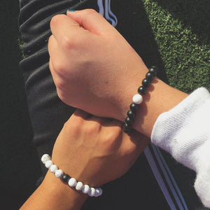 DISTANCE  COUPLE BRACELET