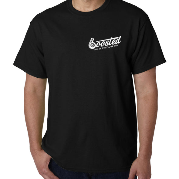 Boosted Status T-Shirt - Black